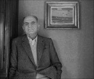 Dino Ignani: Attilio Bertolucci, 1980