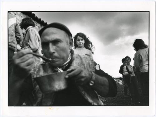 La bambina e il pecoraio. Baucina,1986