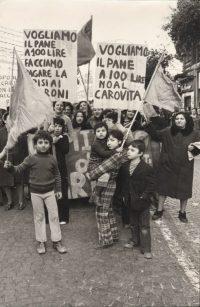 Tano D'Amico Napoli 8 febbraio 1974 sciopero generale