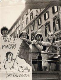 Tano D'Amico | Roma, 1 maggio 1970
