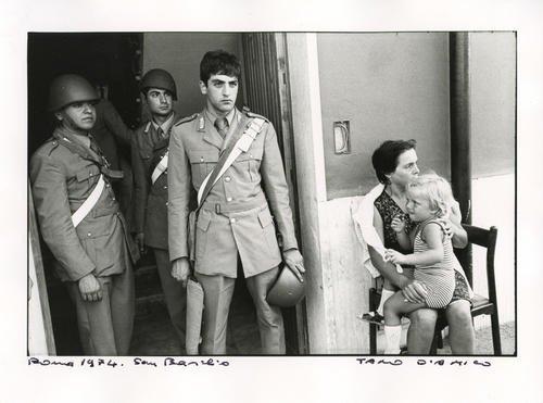 Roma, 1974. San Basilio