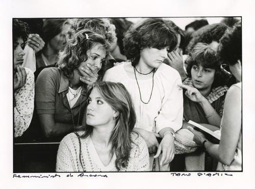 Ancona, 1978. Femministe