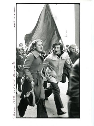 Torino, 1970. Sciopero generale