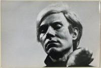 Paola Agosti - Andy Warhol 1972 2