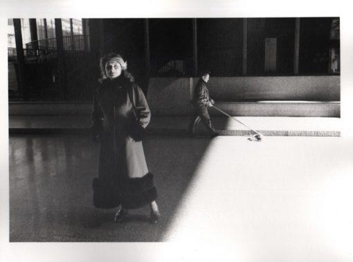 Paola Agosti – Gaia Servadio. Torino, 1988