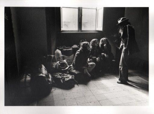 Paola Agosti - Casa delle Donne. Via del Governo Vecchio. Roma, 1978