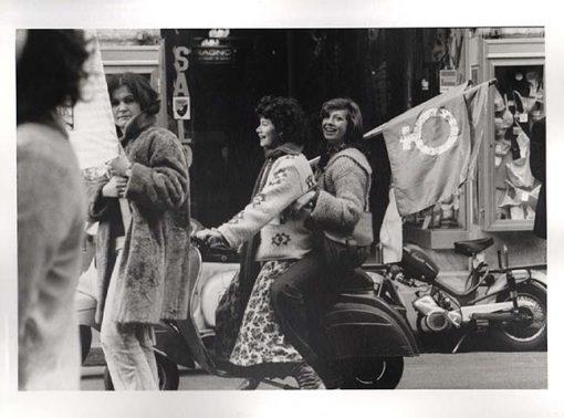 Paola Agosti - Roma, 8 marzo 1976
