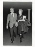 Paola Agosti - Lucio Magri e Rossana Rossanda. Congresso PDUP, Bologna, 1976