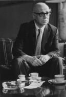 Ernesto Sabato. Roma, 1985