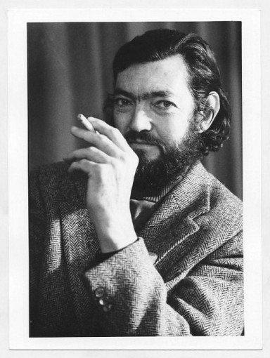 Paola Agosti - Julio Cortazar. Roma, 1976