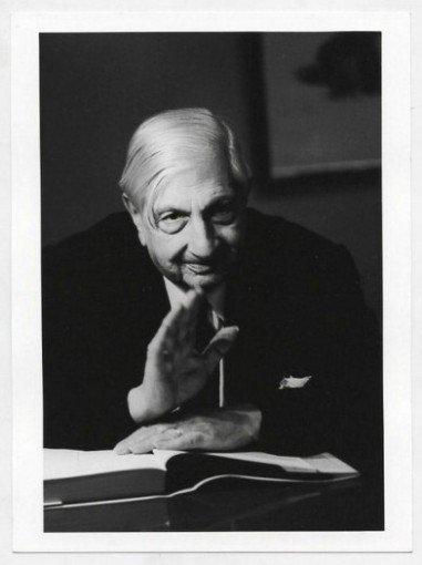 Giorgio De Chirico. Roma, 1973