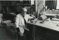 Jiří Kolář. Parigi, 1992