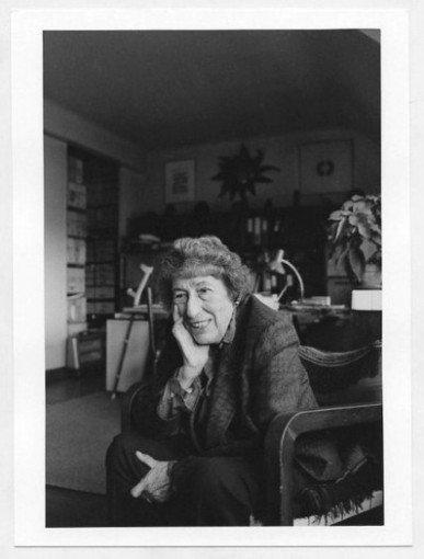 Gisèle Freund. Parigi, 1991