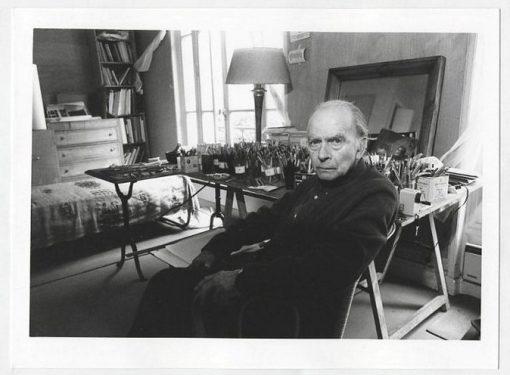 Pierre Klossowski. Parigi, 1991