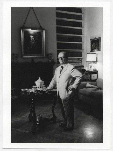 Giovanni Macchia. Roma, 1992