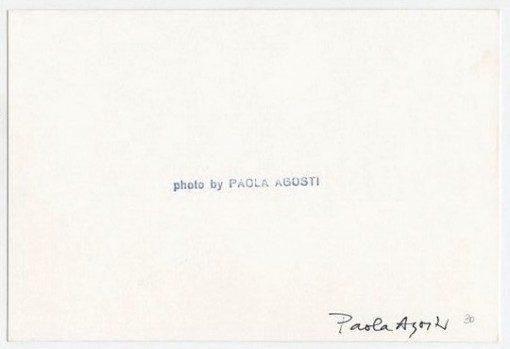 Paola Agosti - Roma, Magliana