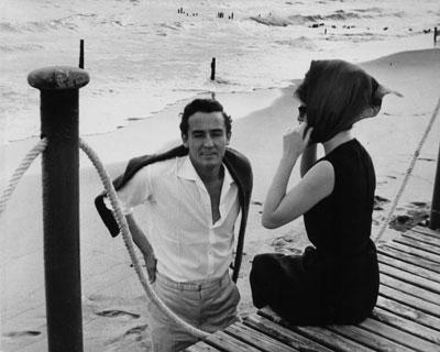 Vittorio Gassman e Annette Stryberg