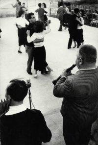 Caio Garrubba Ballo in borgata. Roma 1955