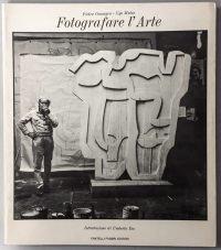Pietro Consagra – Ugo Mulas Fotografare l'Arte