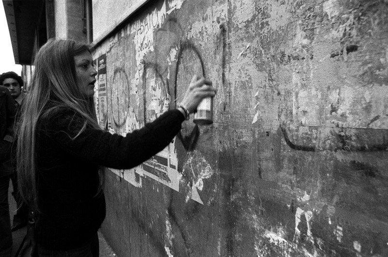 Αποτέλεσμα εικόνας για radio città futura, roma 1977