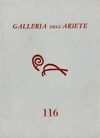 Guido Strazza - Galleria dell'Ariete 1963