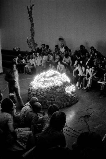 X Quadriennale di Roma, 2/7/1973.