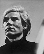 Andy Warhol. Roma, 1972 | Photo by Paola Agosti ©