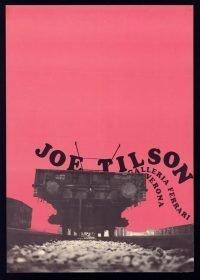 Joe Tilson | Galleria Ferrari 1968 poster