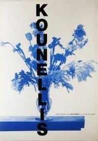 Jannis Kounellis | Ugo Ferranti, Roma, 1986 - vintage poster
