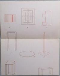 Gianni Piacentino | Galleria Sperone Torino 1968