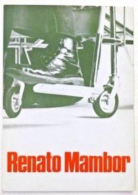 Renato Mambor   Galleria Breton, Milano, 1961