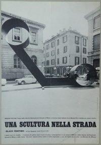 Pino Spagnulo | Una scultura nella strada