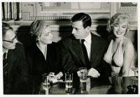 Bruce Davidson | Marilyn Monroe, Yves Montand, Simone Signoret, Arthur Miller 1960