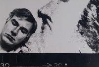Mario Schifano | Andy Warhol, anni sessanta