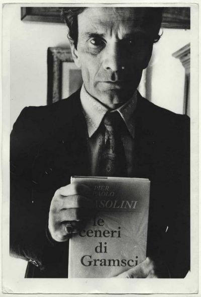 Sandro Becchetti | Pier Paolo Pasolini. Roma,1971
