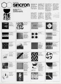 Sincron ad Arte Fiera 1975