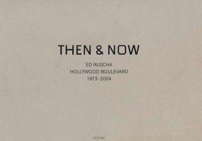 Ed Ruscha | Then & Now, Hollywood Boulevard 1973-2004