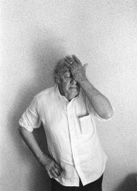 Paola Agosti | Federico Fellini. Roma,1992