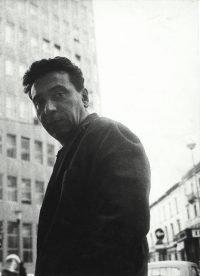 Ugo Mulas   Luciano Bianciardi. Milano, anni '60