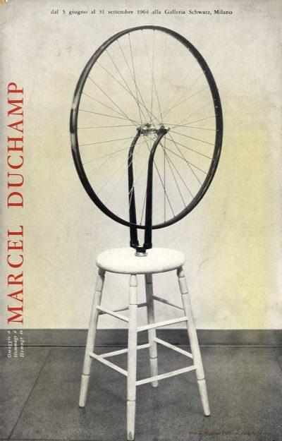 Omaggio a Marcel Duchamp: Ready-Mades, etc. (1913-1964) Galleria Schwarz 1964