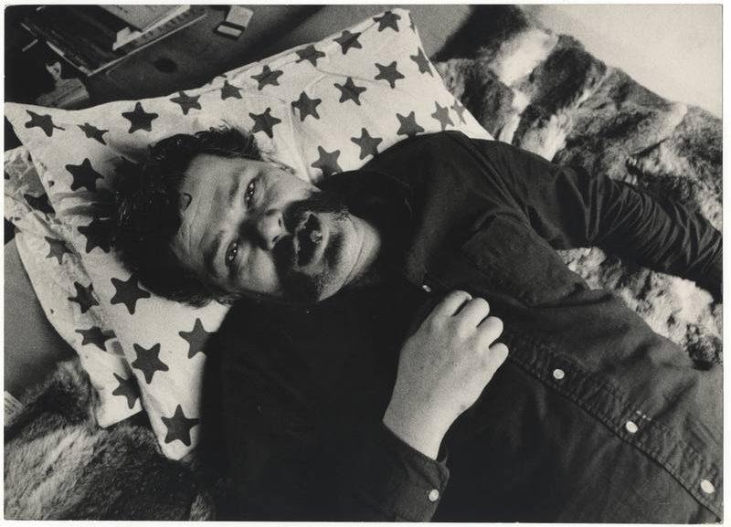 Ugo Mulas | John Chamberlain, New York 1964