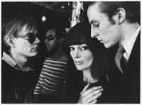 Ugo Mulas | Andy Warhol e Ivy Nicholson, New York 1964