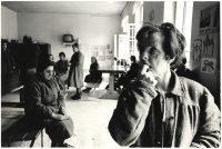 Carla Cerati | Ospedale psichiatrico di Gorizia, aprile 1968