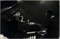 Mario Orfini | John Coltrane e McCoy Tyner. Milano, Teatro dell'Arte, 27 ottobre 1963