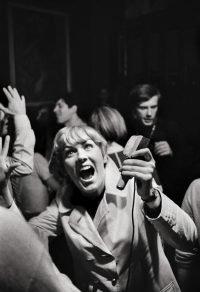 Mario Orfini | Caterina Caselli durante la Crociera Beat, 1967