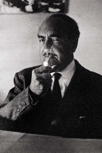 Mario Orfini | Salvatore Quasimodo, Milano, 1966