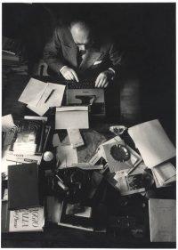 Ugo Mulas | Guido Piovene. Milano anni '60