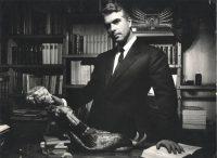 Ugo Mulas | Giorgio Strehler, 1962