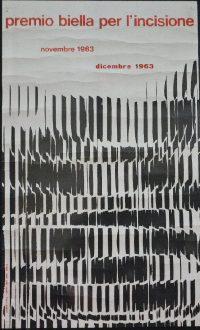 Franco Grignani | Premio Biella per l'incisione novembre dicembre 1963
