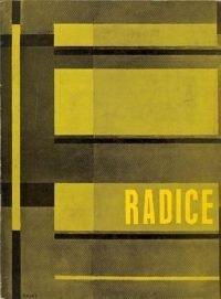 Mario Radice Galleria Lorenzelli 1962